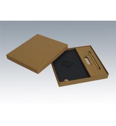 Подарочная коробка для ежедневника 21,4*24*3 см