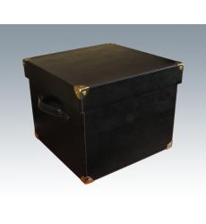 Коробка с ручками 35*35*29,5 см